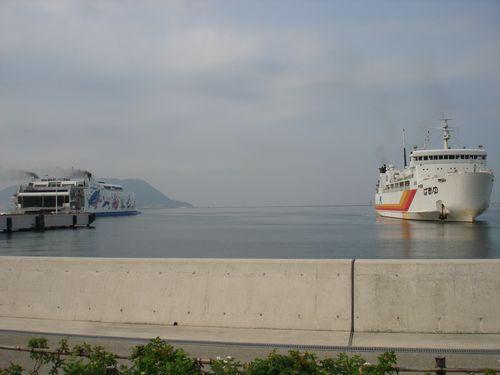 8- Hakodate Ferry Terminal
